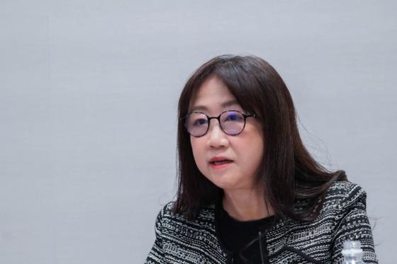 新生銀行 常務執行役員人事担当 林 貴子 氏