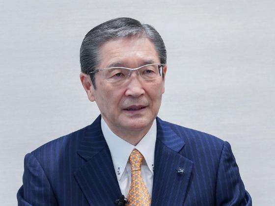 アサヒグループホールディングス 代表取締役社長兼CEO 小路 明善 氏