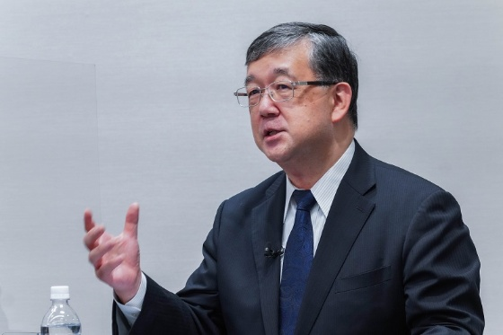 テルモ 取締役上席執行役員CHRO 西川 恭 氏
