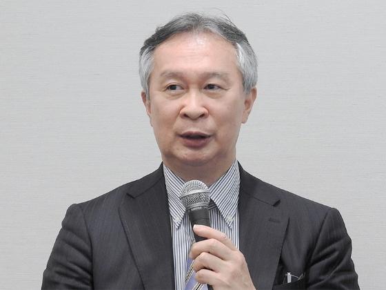 カゴメ 常務取締役員CHO 有沢正人氏