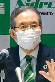 日本電産 会長 永守 重信氏