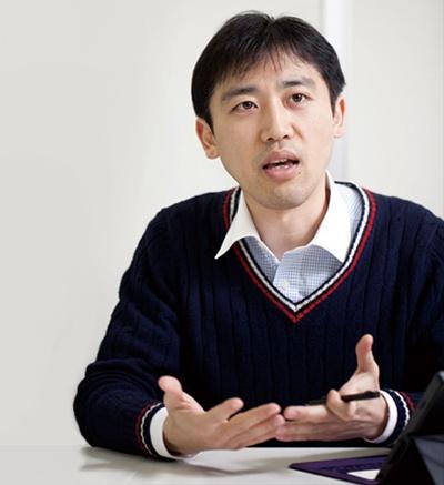 鈴木慶太氏<br>Kaien 共同創業者・代表取締役