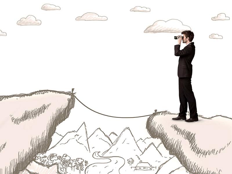 視座が低いと成果は小さい、どうすれば見渡せる所に登れるか