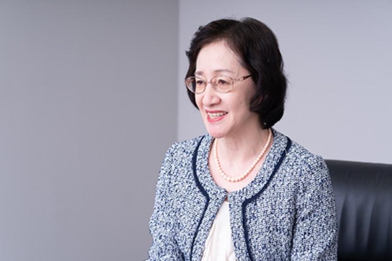 IT企業の強みを生かし、顧客と社員の満足度向上に注力――日鉄ソリューションズ 吉田佳子上席執行役員