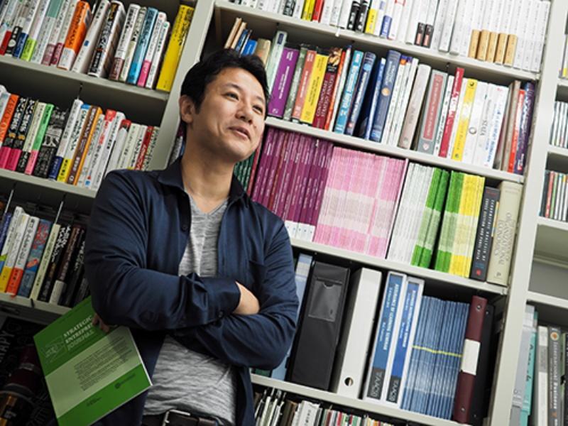日本企業にはイノベーション戦略人事を~早稲田大学大学院(ビジネススクール)入山章栄教授~
