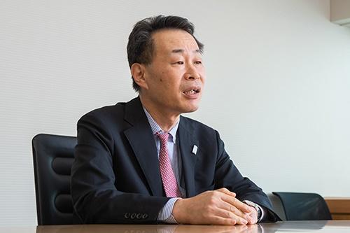 NEC 取締役執行役員常務兼CHRO 松倉 肇氏