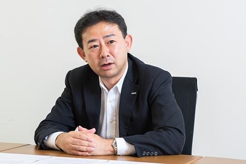 サトーホールディングス 執行役員CHRO兼 北上事業所長 江上茂樹氏
