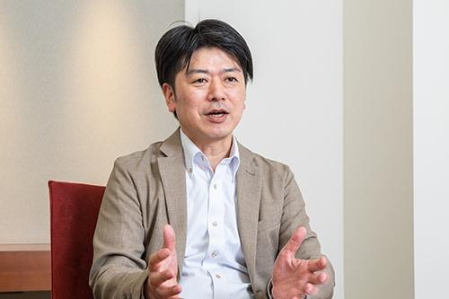 富士通 執行役員常務 総務・人事本部長 平松浩樹氏