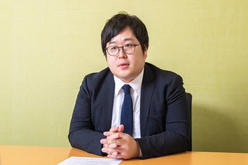 ライフネット生命保険 人事総務部長 岩田佑介氏