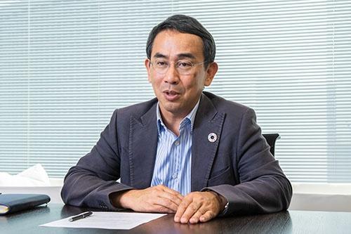 日本板硝子 執行役 人事部 統括部長(CHRO)中島 豊氏