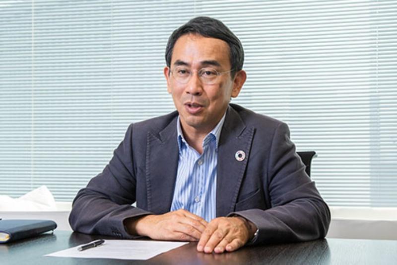 「聴く力」を重視し、イノベーションを加速する~日本板硝子~