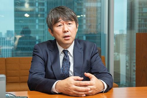 セールスフォース・ドットコム 常務執行役員 人事本部長 鈴木雅則氏
