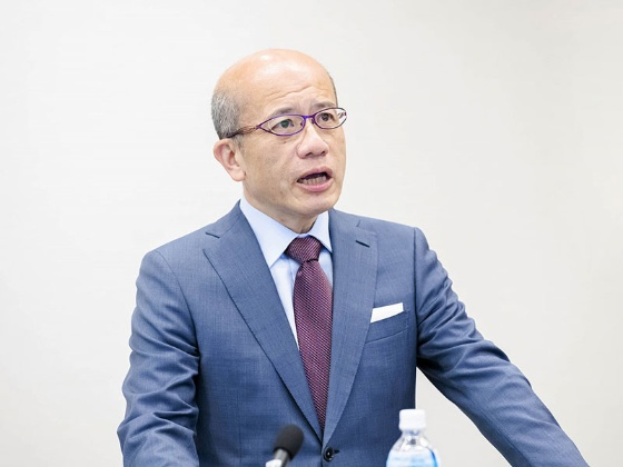 国広総合法律事務所 弁護士 國廣 正 氏(撮影=棚橋 亮)