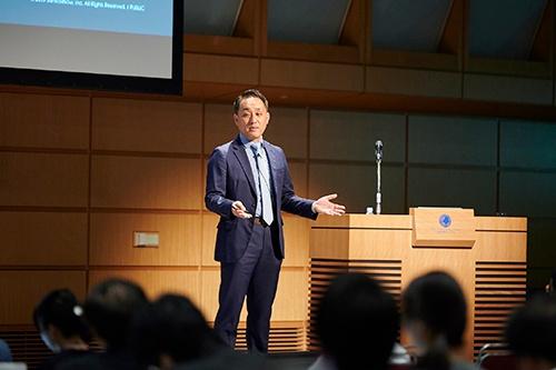 ServiceNow Japan 執行役員 プロダクトソリューション統括本部 統括本部長 高山 勇喜 氏