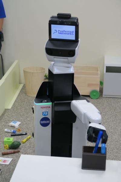 家庭用ロボットにもAIチップ