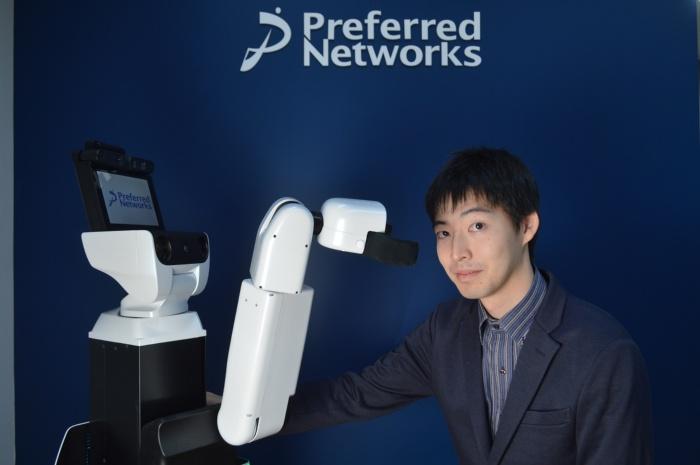 Preferred Networks  取締役 最高技術責任者 奥田遼介氏