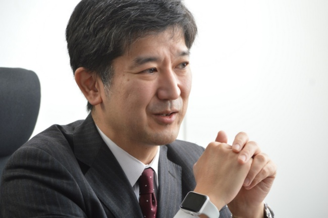 川野俊充氏 ベッコフオートメーション 代表取締役社長