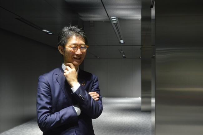 島田太郎氏<br> 東芝 執行役常務 最高デジタル責任者<br>東芝データ 代表取締役CEO
