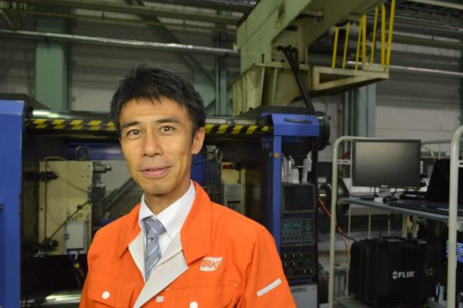 IBUKI 代表取締役社長 松本晋一氏