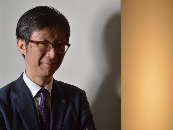 東芝 コーポレートデジタル事業責任者(Chief Strategy Officer)  島田太郎氏