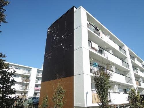 借り上げ市営住宅として使われているホシノタニ団地内の住棟(写真:編集部)