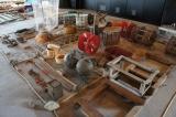 寄贈された漁具民具など(写真:鈴木宏亮/す ず き)