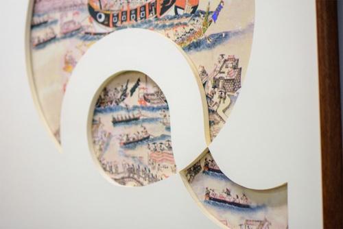 """<div style=""""clear:both;""""> </div>社員たちと。社名の「レキオ」とはアジア諸国との中継貿易で栄えた15~16世紀の琉球国を指すポルトガル語。そこにも沖縄の誇りがある(写真:河野哲舟)"""