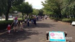 西東京市が指定管理者制度を導入した公園。左が西東京いこいの森公園。市立公園では最も広い。右は住吉町上宿公園。住宅地にある公園で、近隣の小学生が良く利用している(写真:高井 譲)