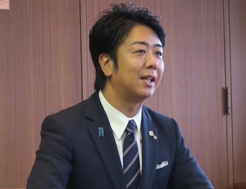 写真1●高島宗一郎・福岡市長