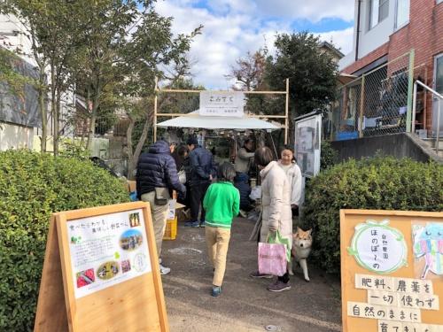 資源回収・コミュニティステーションの様子(写真提供:生駒市)