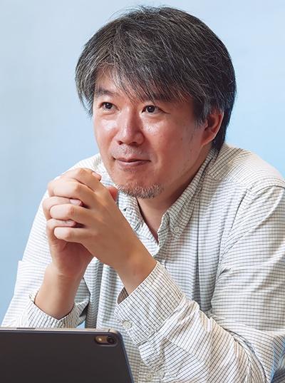 江口 清貴(えぐち・きよたか)氏