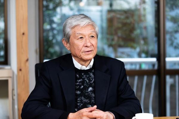 一般社団法人・熱中学園代表理事の堀田一芙氏(写真:佐々木温)