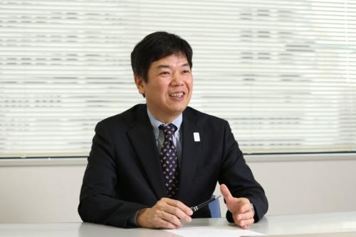 内閣官房 政府CIO上席補佐官の平本健二氏 (写真:陶山 勉)