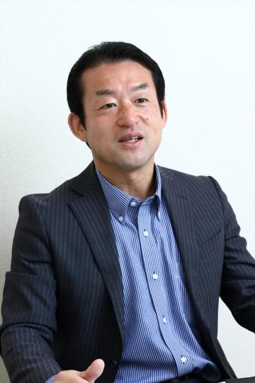 ママスクエア代表取締役の藤代聡氏(写真:竹井俊晴)