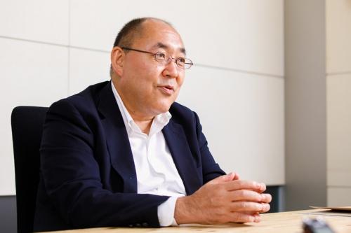 良品計画執行役員 ソーシャルグッド事業部長の生明弘好氏(写真:北山宏一)