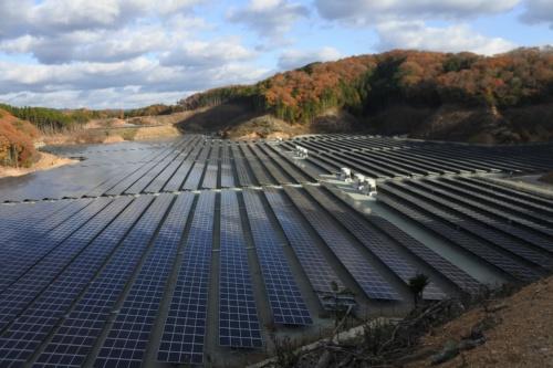 図1●佐用・IDEC秀谷太陽光発電所