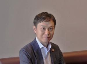 指定管理者を務める合同会社ビバ&サンガの小森敏史代表(写真:市川史樹)