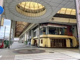大牟田ビンテージのまちの事務所。浸水被害を免れた「銀座通り商店街」にある(写真:萩原詩子)