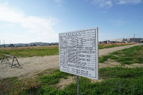 アリーナ建設予定地(2018年10月下旬・写真:日経BP総研)