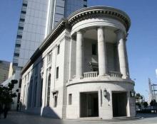 旧第一銀行横浜支店の施設外観(写真:横浜市)