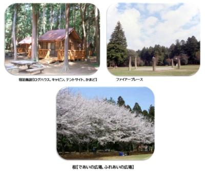 公園内の様子(資料:龍ヶ崎市)