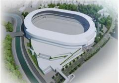新陸上競技場のイメージ(出所:瑞穂公園マスタープラン案)