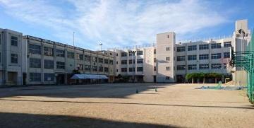 生野小学校の現況(資料:大阪市生野区)