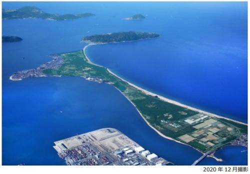 国営海の中道海浜公園(写真:国土交通省九州地方整備局)