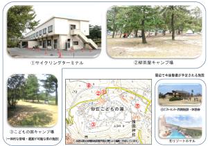 調査の対象施設(出所:鳥取市)
