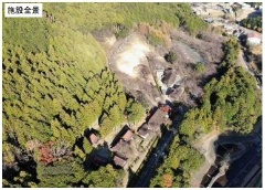 森林公園の全景(資料:松阪市)
