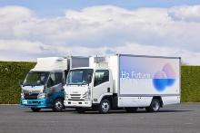 燃料電池トラック