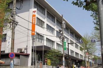 青葉台郵便局の外観(出所:東急)