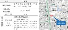 事業計画地(資料:愛知県)