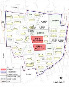 整備用地の位置(資料:東京都)